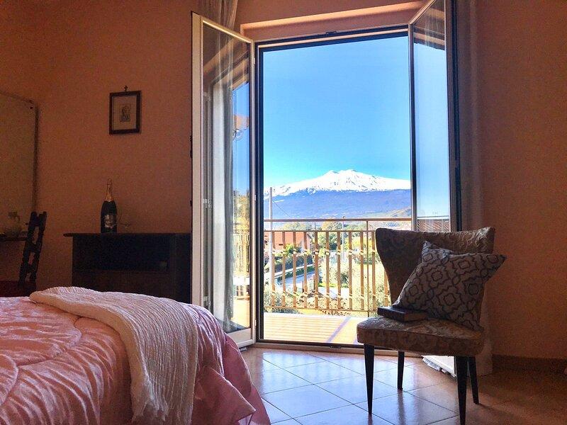 Taormina Etna View, holiday rental in Trappitello