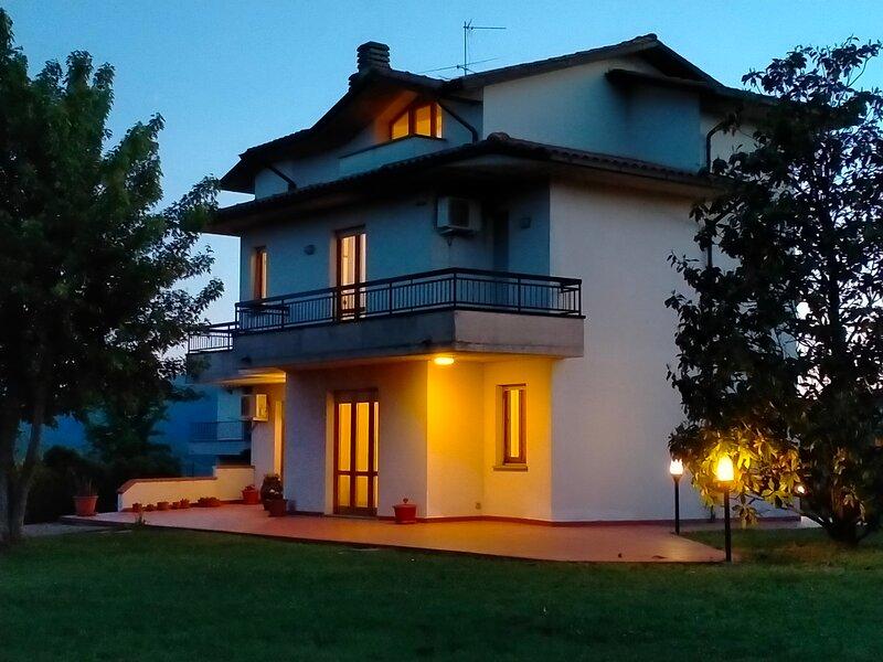 Una villa in Anghiari, la tua vacanza in Toscana, holiday rental in Anghiari