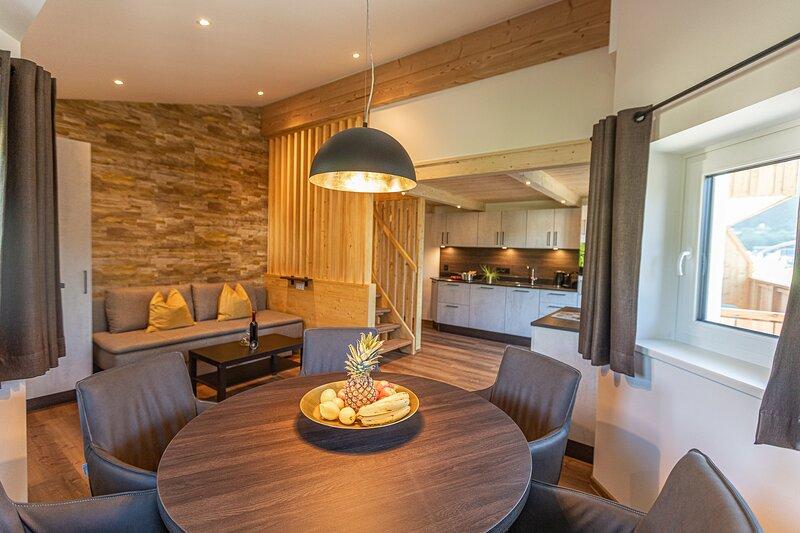 Tevini Boutique Suites - Apartment Air, holiday rental in Bruckberg