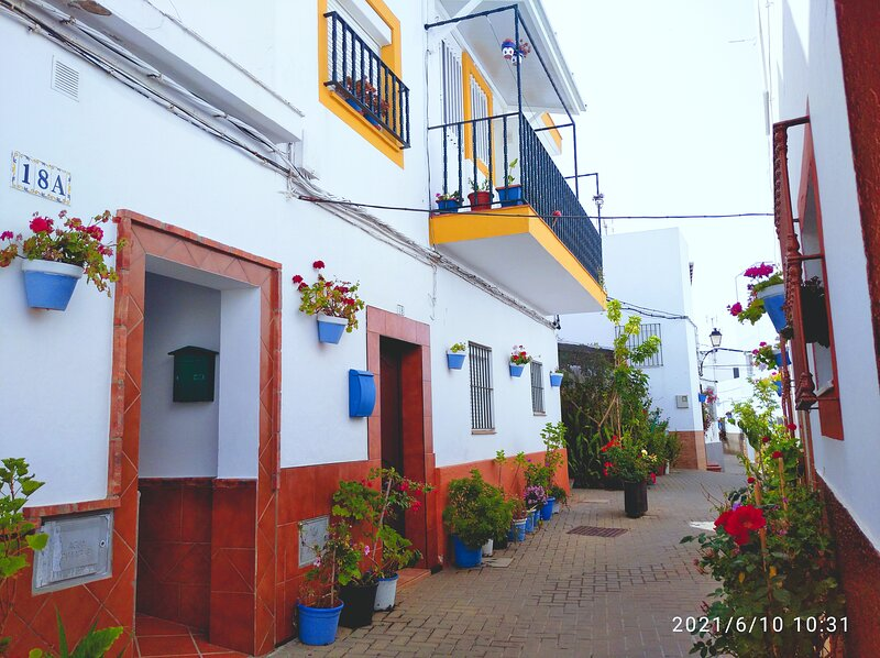 Casa , Barrio De Los Pescadores, alquiler vacacional en Conil de la Frontera