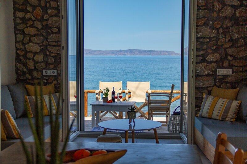 San Sito House, vacation rental in Mochlos