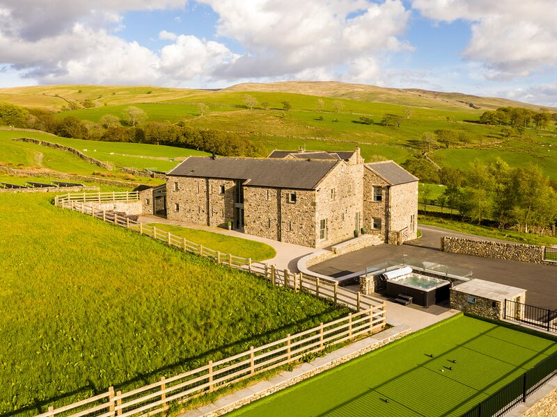 High View Barn, Sedbergh, vacation rental in Middleton