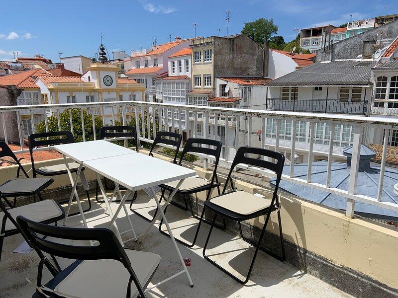 Casa Cedeira, holiday rental in Valdovino