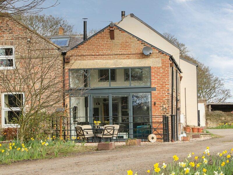 The Hay Barn, Hetton-Le-Hole, holiday rental in Easington