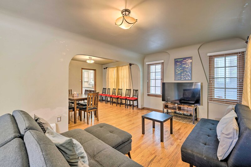 NEW! Salt Lake City House < 5 Mi to Temple Square!, holiday rental in South Salt Lake