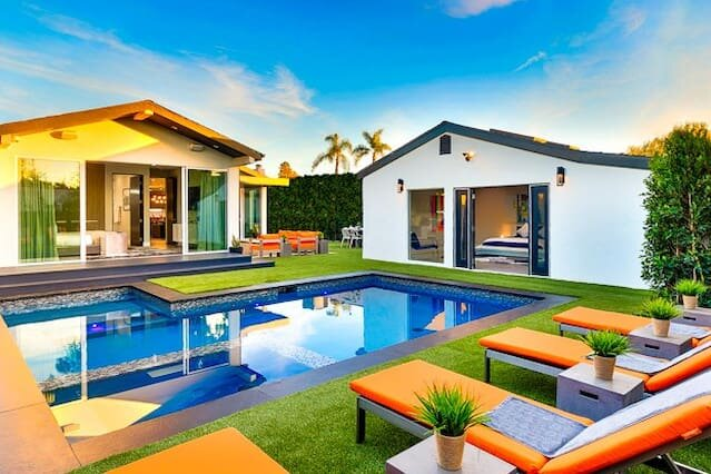 The Sunset Villa, vacation rental in Culver City