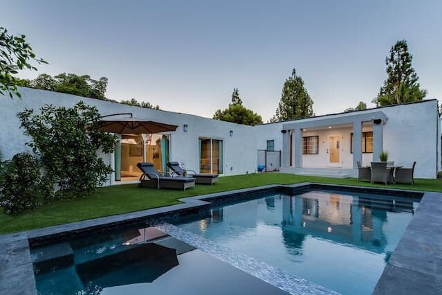 The Olympic Onyx Villa, alquiler de vacaciones en Beverly Hills