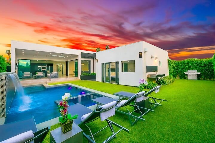 The Four Seasons Villa, vacation rental in Culver City