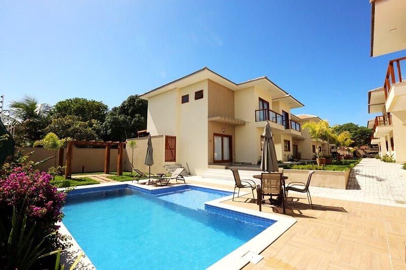 Casa ideal para home-office com lazer na Bahia, vacation rental in Arraial d'Ajuda