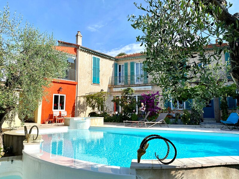 LA VENCIANNE II VI4139 by RIVIERA HOLIDAY HOMES, holiday rental in Vence