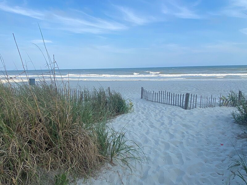 OCEAN FRONT CONDO STEPS AWAY FROM THE BEACH! DONT MISS OUT ON THIS ONE, holiday rental in Arcadian Shores