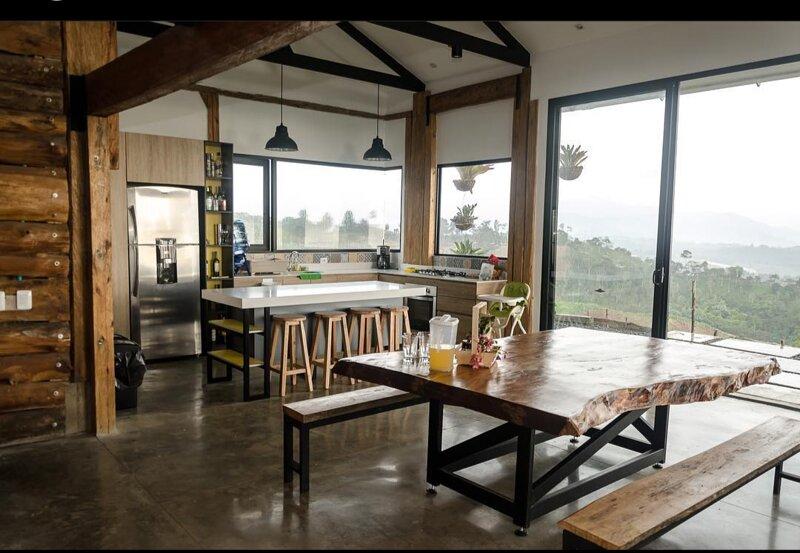 Casa Bambuco Filandia, holiday rental in Circasia