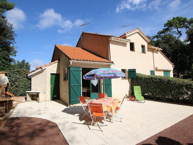 Agréable maison 4 couchages à 50m de la Mer !, alquiler vacacional en Saint-Brevin-l'Ocean