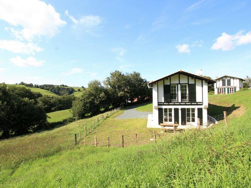 Location Gîte Espelette, 4 pièces, 6 personnes, location de vacances à Bidarray