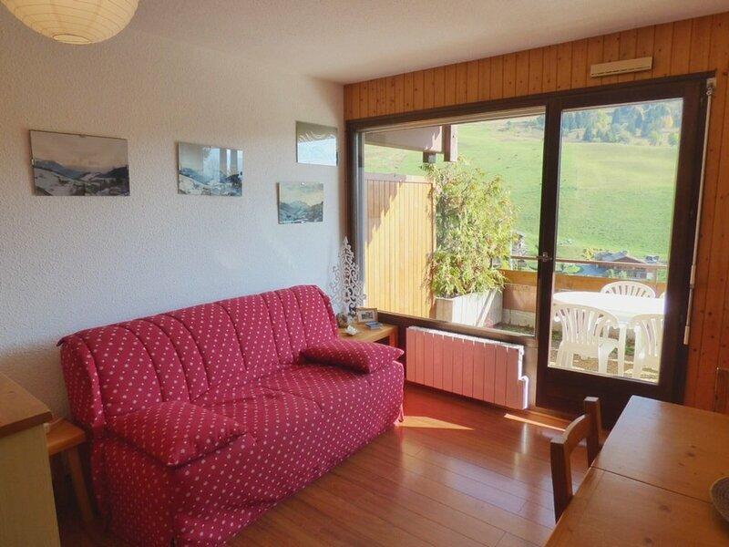 Confortable appartement de 40 m², idéal pour 6 personnes., location de vacances à Brizon