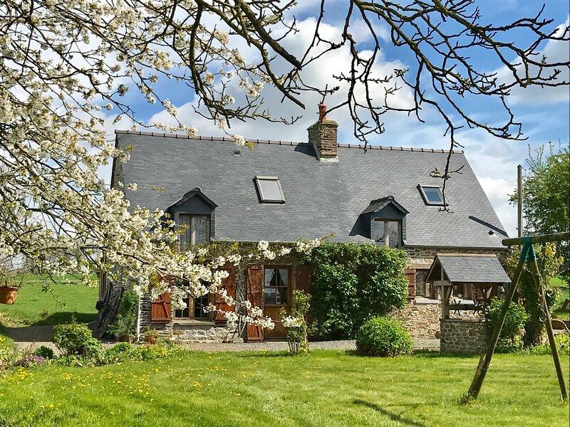L'Epine Cottage, location de vacances à Fougerolles-du-Plessis