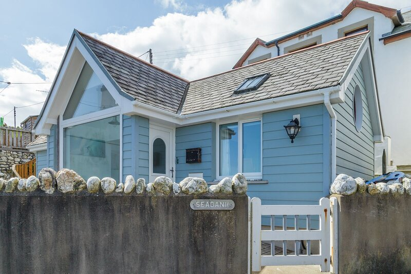 Seabank Cottage, vakantiewoning in Maughold