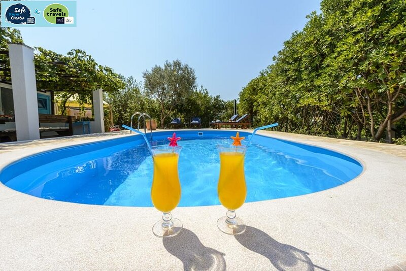 Mediteran Villa Piano-Exceptional privacy, casa vacanza a Celopeci