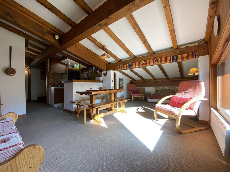 Appartement 3 pièces 6 personnes PRAZ SUR ARLY, alquiler de vacaciones en Praz-sur-Arly