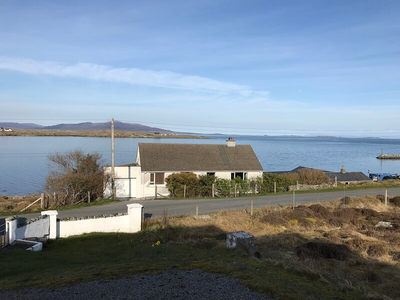An-Caladh Berneray, holiday rental in Baleshare
