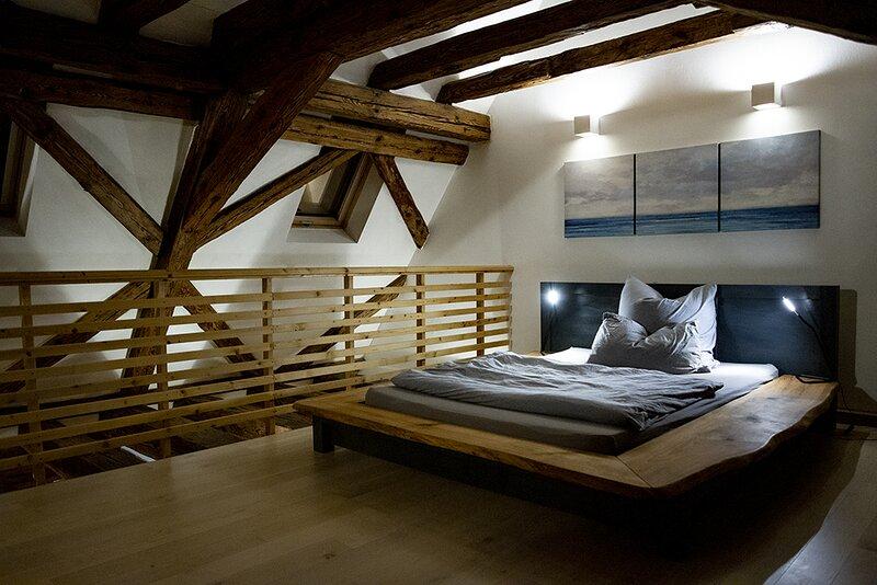 Schloss Mühlen - Apartment, location de vacances à Hechingen