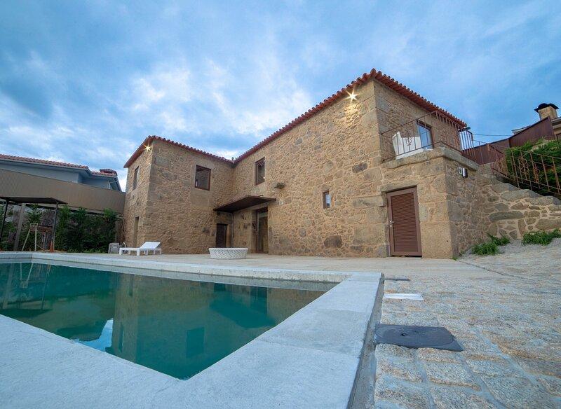 Villae Carreiro - Casa Férias, location de vacances à Caldelas