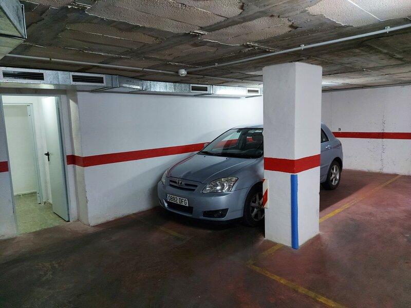 Ático del Castillo - Parking