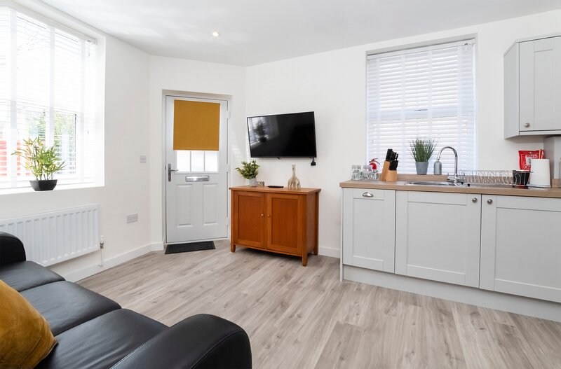 Livingstone Street Apartment 2, holiday rental in Tockwith