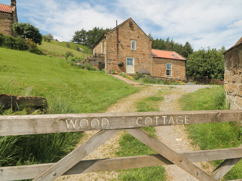Wood Cottage, Stokesley, holiday rental in Swainby
