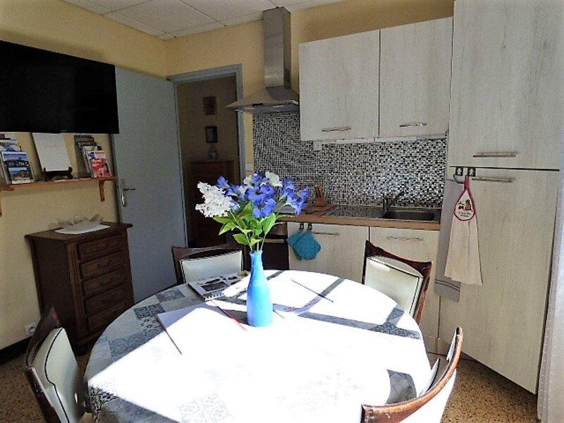 Apartment with mountain view, location de vacances à Corsavy