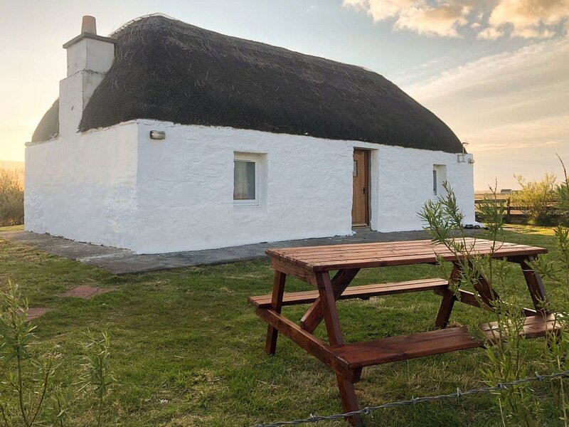 Taigh Violet Rose, holiday rental in Carinish