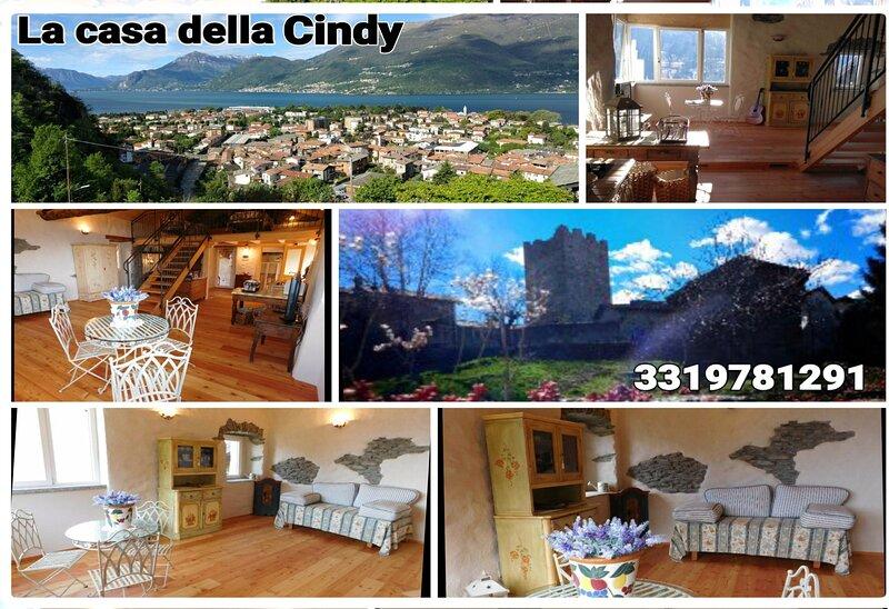 La casa della Cindy -si affitta week end e settimana anche per stage e congressi, holiday rental in Dervio