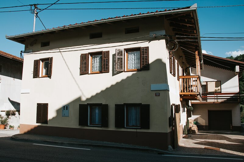 7 Bedroom - 200 Year Stone Built House - Tolmin, holiday rental in Tolmin