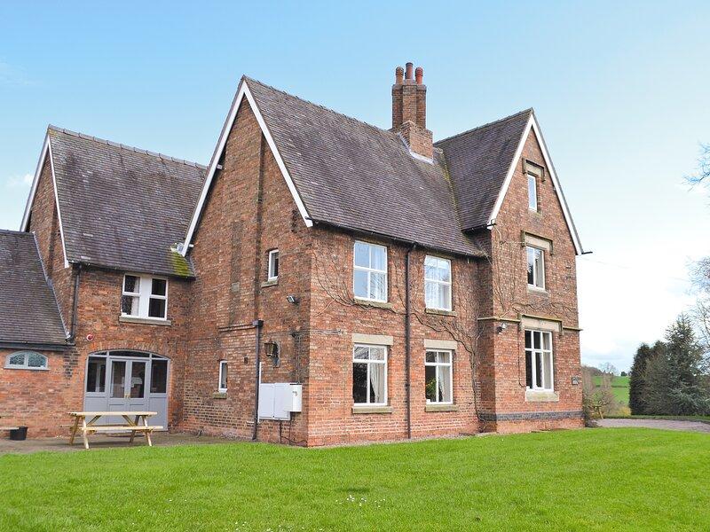 Somersal Farmhouse, location de vacances à Burton upon Trent
