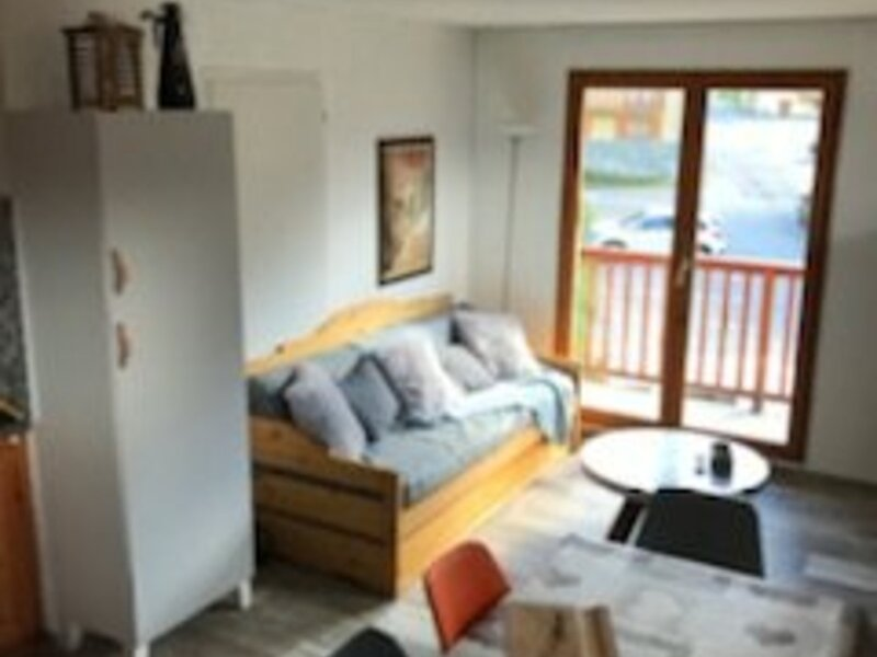 4 pièces 6/8 personnes 48m², holiday rental in Modane