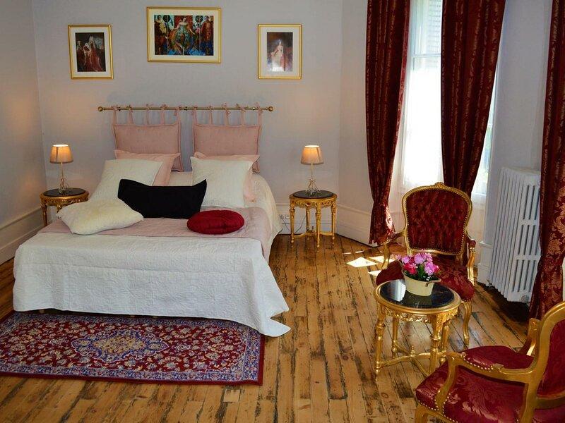 Appartement de l'Abbé de Turpenay, vacation rental in Seuilly
