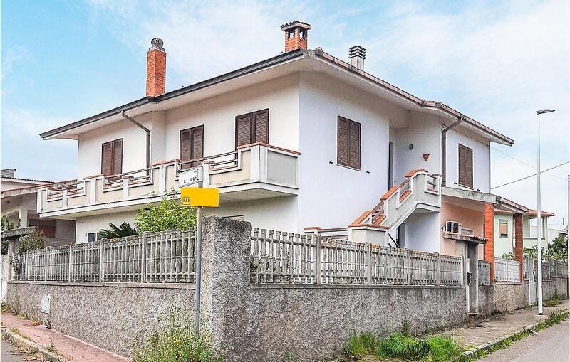 Awesome home in Villaurbana with 3 Bedrooms (IGO071), holiday rental in Nughedu Santa Vittoria
