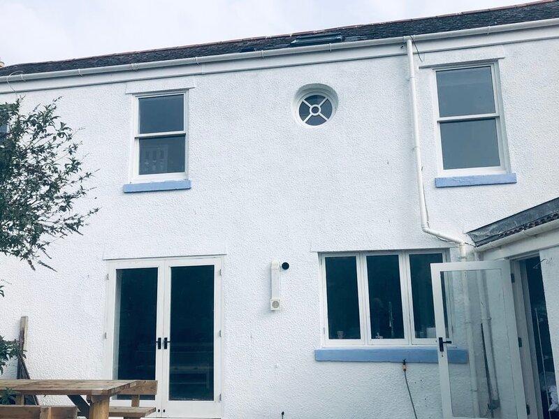 The Hidden House: Family friendly home in Dawlish, casa vacanza a Dawlish