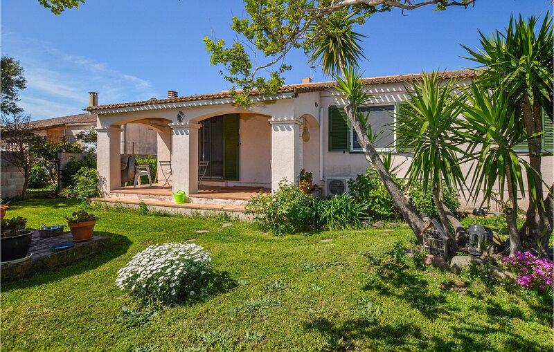 Amazing home in Borgo with 3 Bedrooms (FKO445), alquiler vacacional en Borgo