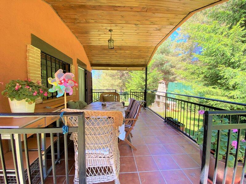 Casa Rural la Finca de Gredos – semesterbostad i Navacepeda de Tormes