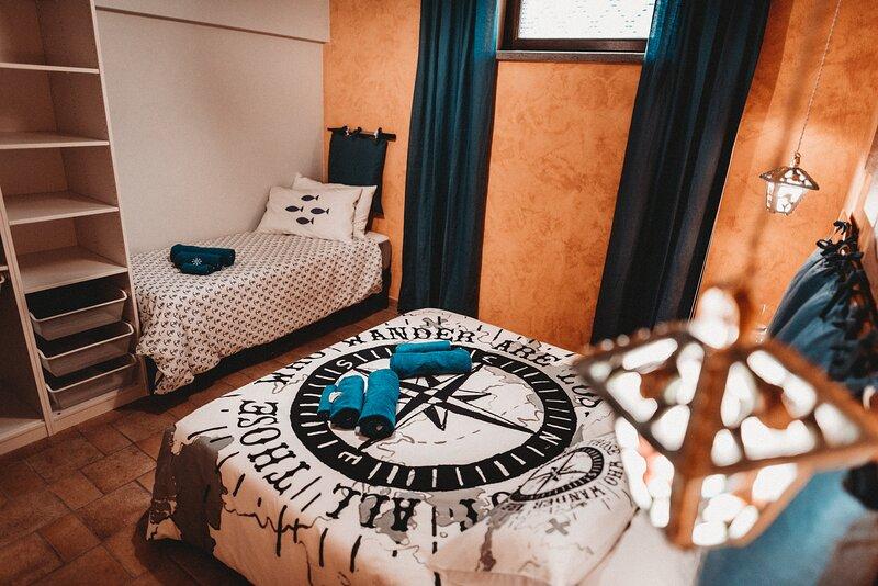 La Suite del Pescatore-appartamento uso esclusivo, alquiler vacacional en Lavinio Lido di Enea
