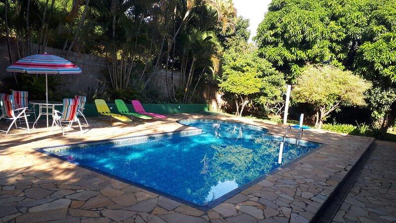 Chácara Araçoiaba da Serra 3 quartos, holiday rental in Piedade