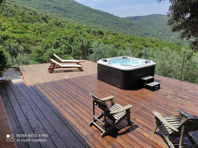 Villamaura-terracina  nella natura dei monti, a due passi dal mare.............., alquiler vacacional en Prossedi