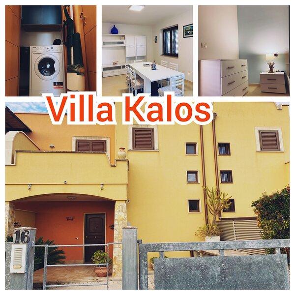 Villa Kalos, location de vacances à Santa Maria al Bagno