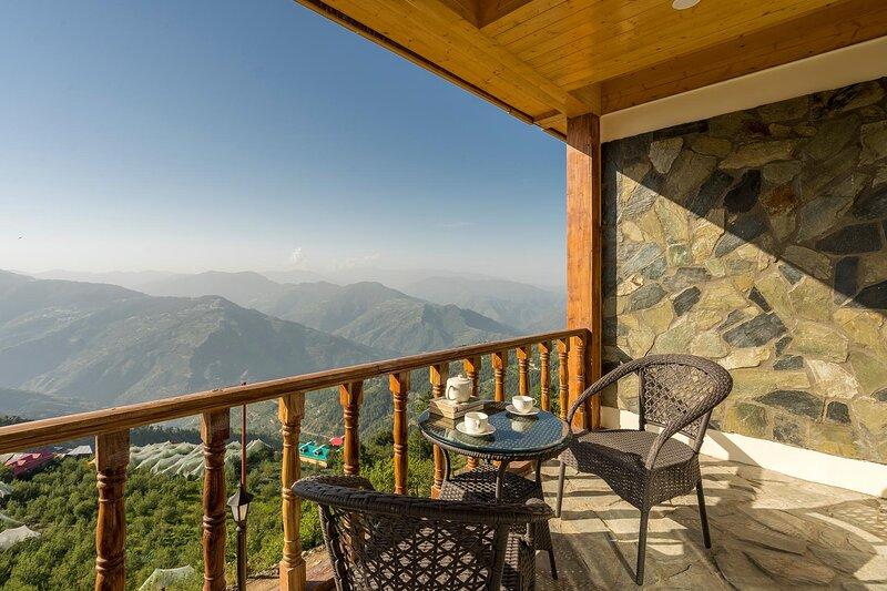 Sarog Cottage by Vista Rooms, alquiler vacacional en Shimla