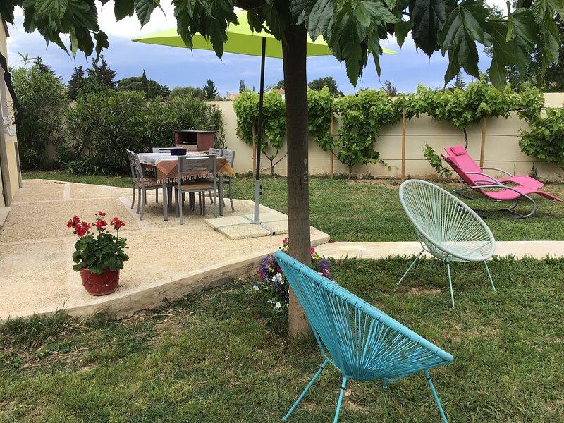 La petite maison des Muses, holiday rental in Raphele-les-Arles