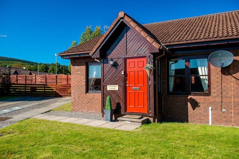 Ptarmigan Cottage- 4 star - No149 Pet Friendly, vakantiewoning in Aviemore
