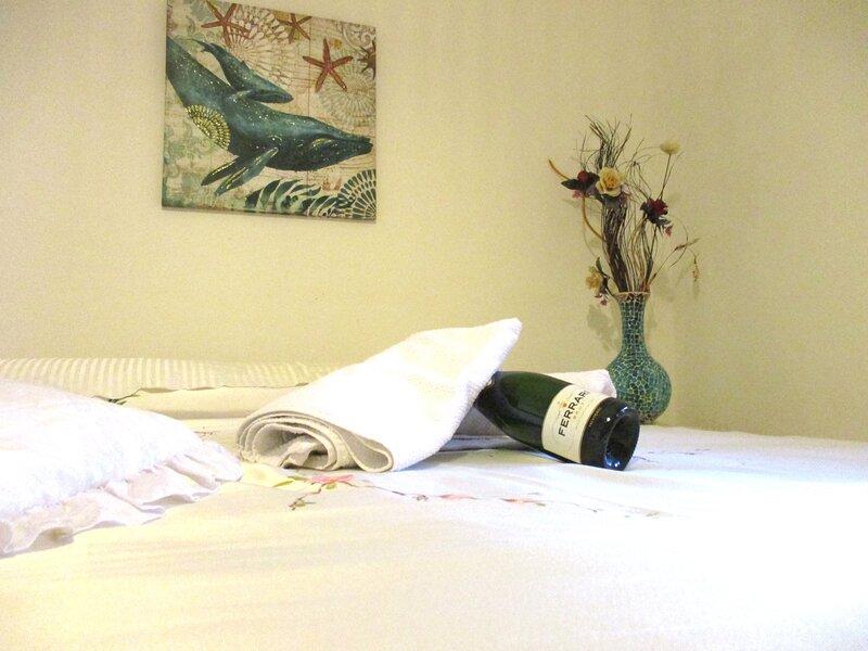 Villetta Vista Mare Scirocco, holiday rental in San Cataldo