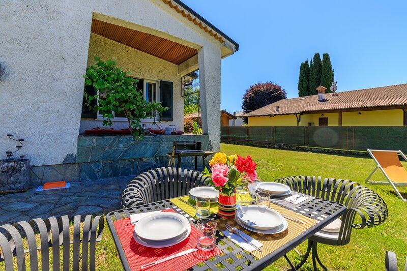 Casa Milena Garden, holiday rental in Pieve Emanuele