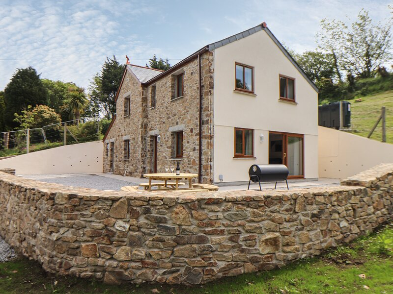 Chycoose Barn, St Day, holiday rental in Bissoe